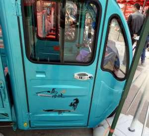 三轮车车棚WS005